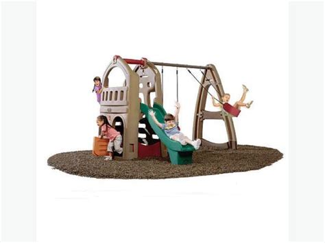 step2 naturally playful playhouse climber and swing naturally playful playhouse climber swing extension