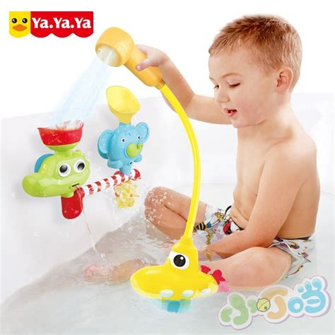 bathtub toys for kids aliexpress com buy fountain baby bath toys game for