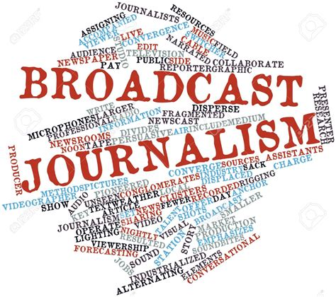Broadcast Journalism by Journalism