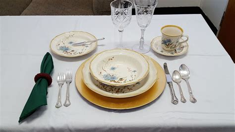how to set a table for dinner how to set a formal table for a dinner party families