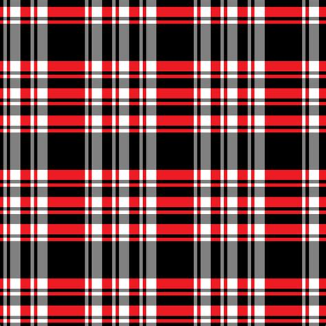 tartain plaid black and red plaid golf shorts