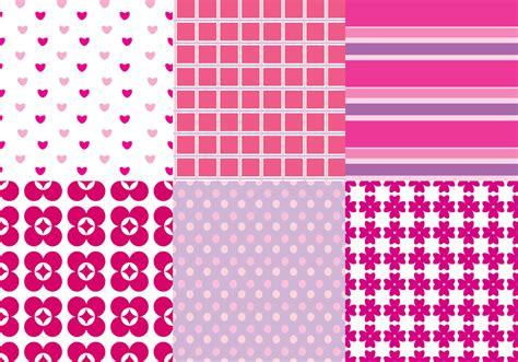 pink pattern free download pink pattern vectors download free vector art stock