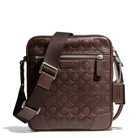 Coach Flight Bag By Bagladies coach bleecker large flight bag in op embossed leather
