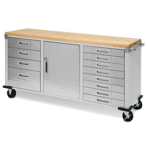 seville classics ultrahd rolling storage with drawers the best tool chests of 2018 portable budget and commercial