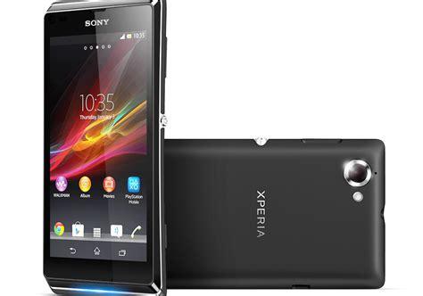 Hp Sony Xperia Z L harga dan spesifikasi sony xperia l juli 2013 tabloid