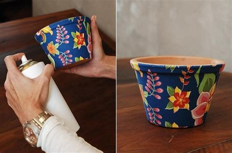 how to decorate a pot at home decorating flower pots an easy and colorful diy idea