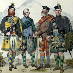 traje escoc 233 s la historia de la falda escocesa