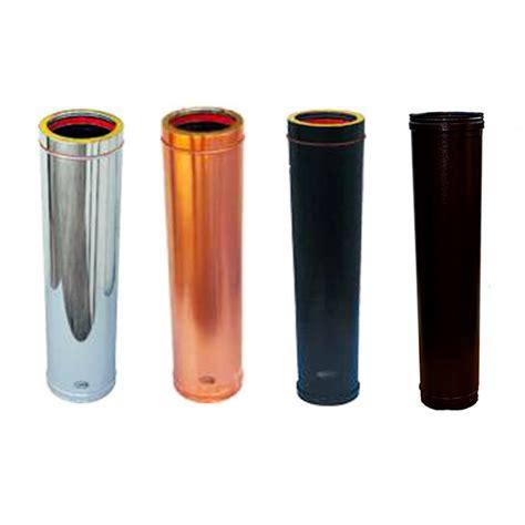 tubo per camino tubo per canna fumaria doppia parete sp 50 mm piemme