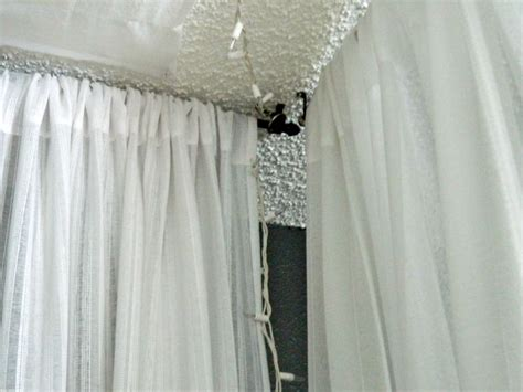 homemade canopy bed curtains 17 best ideas about canopy bed curtains on pinterest bed