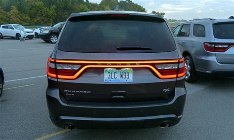 dodge durango lights 2014 dodge durango review ratings specs prices and html