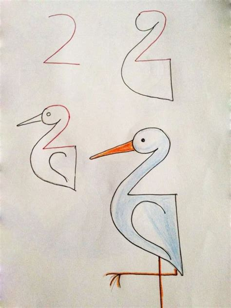 Drawing Numbers by Teach Your How To Draw And Animals Just By