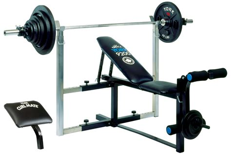 york olympic weight bench york 9200 expandable bench york barbell
