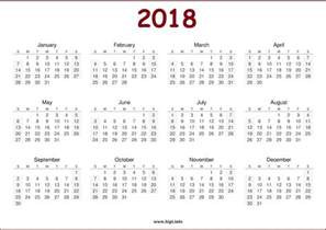 Free 2018 Calendar Headers Covers Wallpapers Calendars