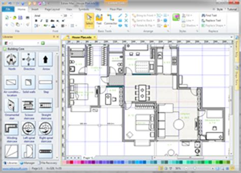 building layout maker building plan floor plan solutions