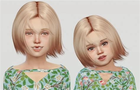 childs hairstyles sims 4 wings os1027 for kids toddlers at simiracle 187 sims 4 updates