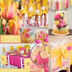wedding color combinations pink wedding color twelve combinations