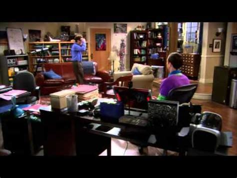 Raj Desk Sheldon Office The Big Theory Top 10 Moments