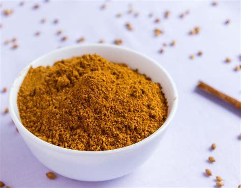 pav bhaji masala powder recipe pav bhaji masala