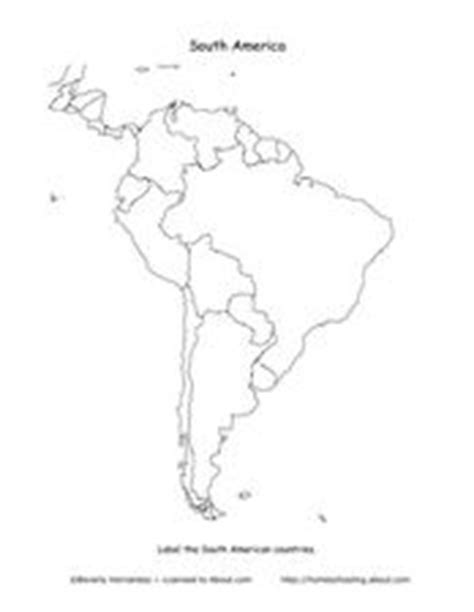 south america map and review worksheet answers south america map 4th 5th grade worksheet lesson planet