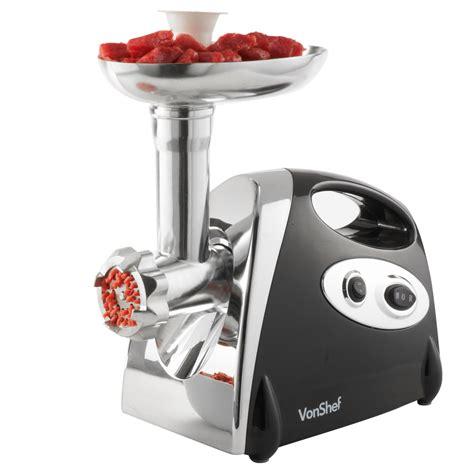 Remico Multi Meet Grinder vonshef electric grinder sausage kebbe maker powerful 1200w motor ebay