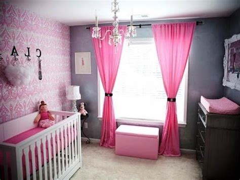 baby nursery ideas pink and grey youtube