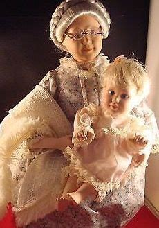 Esprit Fashion Miring Gold franklin mint retired dolls collectible dolls from