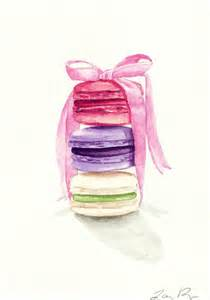 macarons drawings pictures to pin on pinterest