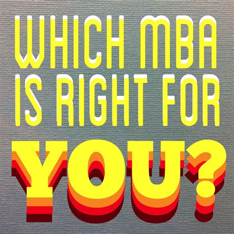 Is Executive Mba Right For Me by Barrett Mba Insider