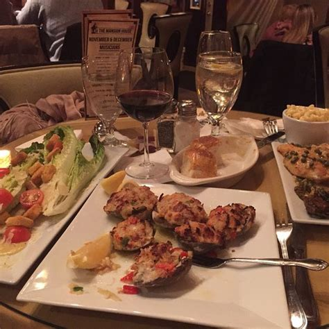 mansion house  summit hill restaurant reviews