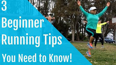 9 beginner running tips from 3 beginner running tips you need to