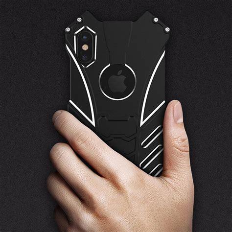 Spigen Iron Iphone X New 2017 Hardcase Iron Rugged iron iphone x bumper 187 petagadget