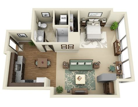 studio apartment 3d floor plans studio apartment floor plans futura home decorating