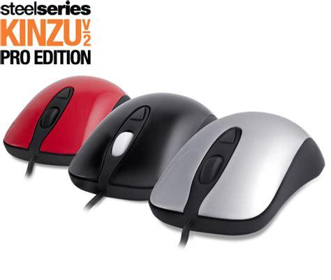 Mouse Kinzu V2 Pro Edition steelseries intros new gaming mouse kana kinzu v2 pro