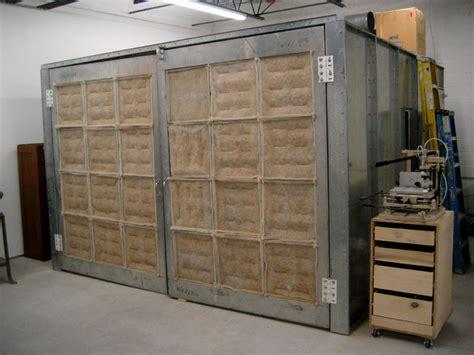 woodworking spray booth woodworking spray booth plans free