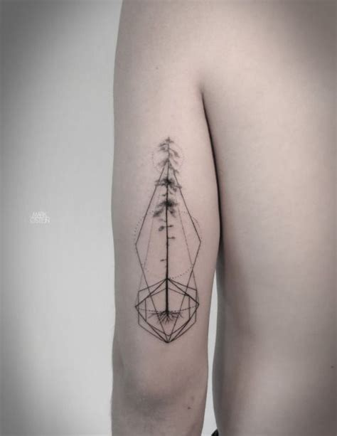 minimalist geometric tattoos the world s catalog of ideas