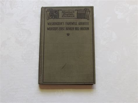 glimpses of china and homes classic reprint books washington s farewell address vintage book