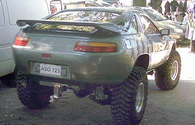 lifted porsche 944 great 4x4 944 mod pelican parts technical bbs