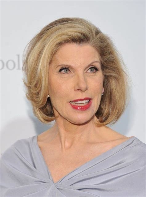 goodwife hair styles 130 best images about christine baranski on pinterest