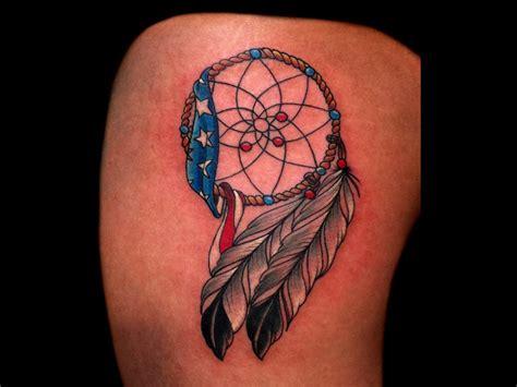 wolf dreamcatcher tribal tattoo design 187 tattoo ideas