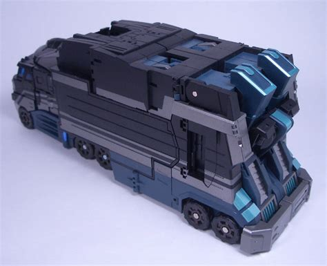 Kaos Transformers 22 fansproject shadow commander update transformers news