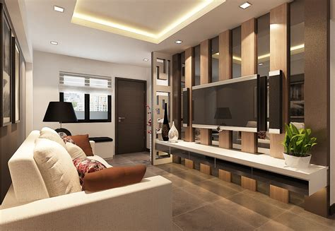 Residential Interior Design Hdb Renovation Contractor Interior Designer