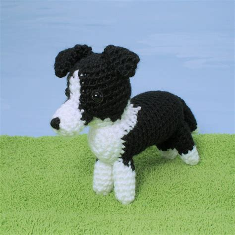 pattern white border collie pdf amidogs border collie amigurumi crochet pattern from