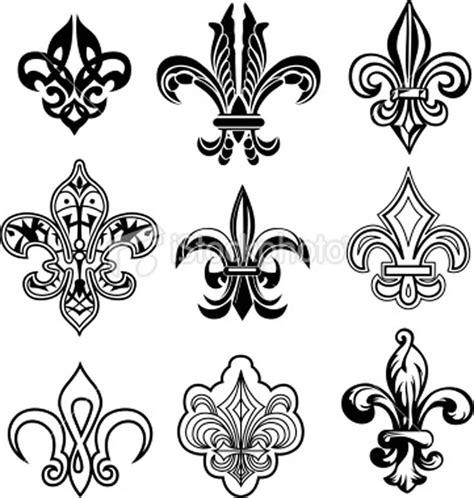 saints fleur de lis tattoo designs fleur de lis designs and ideas