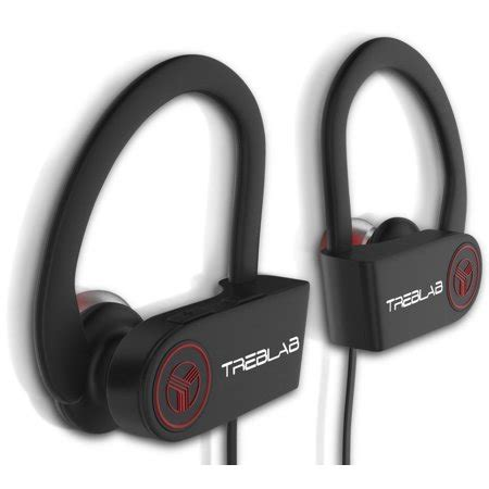 bluetooth earbuds treblab xr100 best wireless headphones