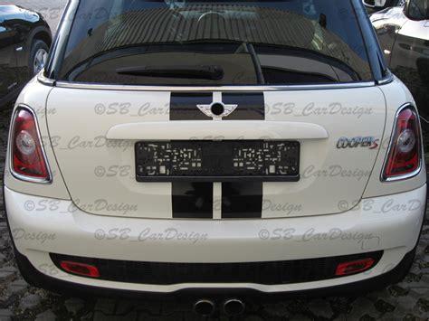 Streifen Aufkleber F R Auto by Viper Streifen Aufkleber Stripes F Bmw Mini Cooper Quot S