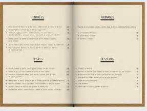 45 inspiring examples of restaurant menu designs jayce