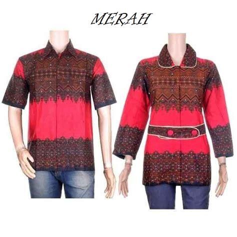 baju batik pasangan batik couple sarimbit motif