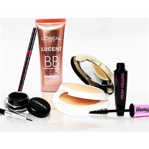 Makeup Loreal buy pack of 5 loreal makeup products in pakistan getnow pk