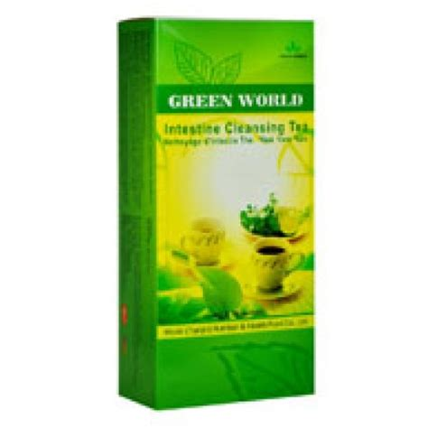 Green Tea Detox Brands by Intestine Cleansing Tea