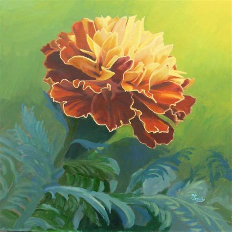 marigold paint 17 best images about my marigold on pinterest gardens